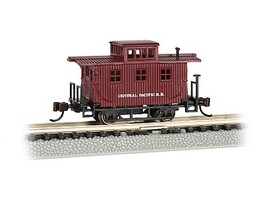 Bachmann N Old Time Caboose, Central Pacific