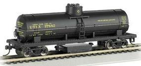Bachmann Track Cleaning Tank Car UTLX HO Scale Model Train Freight Car #16302