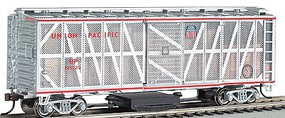Bachmann HO Track Cleaning 40 Boxcar Union Pacific (Damage Control Car)