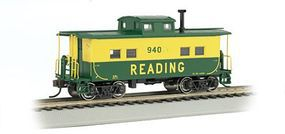 Bachmann Northeast Steel Caboose Reading #94070 HO Scale Model Train Freight Car #16807