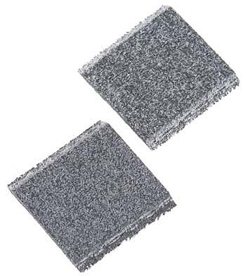Bachmann Track Cleaning Replacement Pads (2) HO Scale Model Railroad Operating Accessory #16949