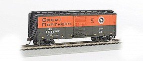 Bachmann HO 40 PS-1 Box, GN/Green/Orange #39392