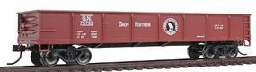 Bachmann 40' Gondola Great Northern HO Scale Model Train Freight Car #17211