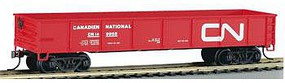 Bachmann 40 Gondola CN #149958 HO Scale Model Train Freight Car #17213