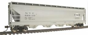 Bachmann 56 ACF Center-Flow Covered Hopper New York Central HO Scale Model Train Freight Car #17523