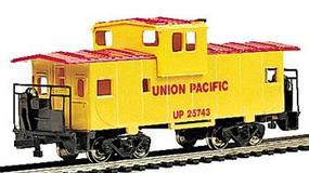 36' Wide Vision Caboose Union Pacific HO Scale Model Train Freight Car #17701