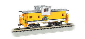 Bachmann 36 Wide Vision Caboose Rio Grande HO Scale Model Train Freight Car #17725