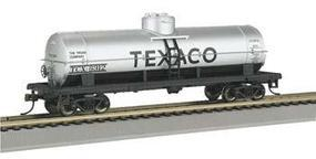 Bachmann 40 Single Dome Tank Texaco HO Scale Model Train Freight Car #17828