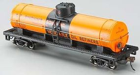 Bachmann 40 Single Dome Tank CF Simonins Sons Inc HO Scale Model Train Freight Car #17847