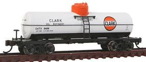 Bachmann ACF 366 10,000 Gallon Single-Dome Tank Clark N Scale Model Train Freight Car #17857