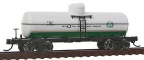 Bachmann ACF 366 10,000 Gallon Tank Quaker State N Scale Model Train Freight Car #17858