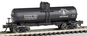 Bachmann 10K Gallon Dome Tank Car Allegheny Refining N Scale Model Train Freight Car #17861