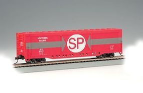 Bachmann Evans All Door Box Southern Pacific #51188 HO Scale Model Train Freight Car #18142
