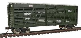Bachmann 40 Stock Car New York Central HO Scale Model Train Freight Car #18520