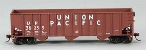 Bethlehem Steel 3-Bay 100-Ton Open Hopper UP HO Scale Model Train Freight Car #18702