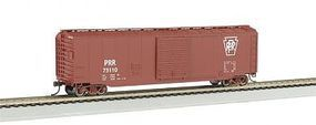 Bachmann 50 Sliding Door Box Pennsylvania HO Scale Model Train Freight Car #19410