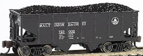 Bachmann N USRA 55-Ton 2-Bay Outside Braced Hopper Baltimore & Ohio #723046