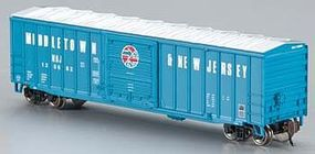 Bachmann ACF 50' 6'' Sliding Door Boxcar Middletown & New Jersey N Scale Model Train Freight Car #19653