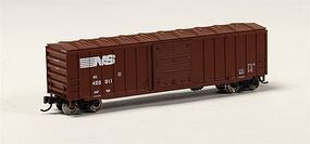 Bachmann 50.6 Braced Sliding Door Norfolk Southern N Scale Model Train Freight Car #19658