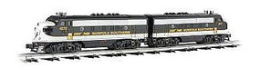Bachmann EMD F3 A-A Set - Conventional 3-Rail NS O Scale Model Train Diesel Locomotive #20105