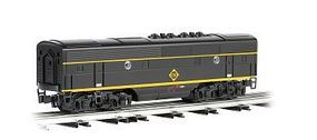Bachmann F3 Dummy Erie O Scale Model Train Diesel Locomotive #20208
