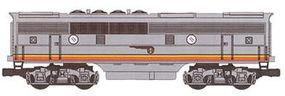 Bachmann EMD F3B - Conventional 3-Rail Santa Fe O Scale Model Train Diesel Locomotive #20295