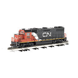 Bachmann GP-38 Canadian National #4700 -- O Scale Model Train Diesel Locomotive -- #21224