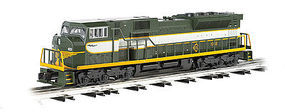 Bachmann SD90 Powered Norfolk Southern Heritage Erie O Scale Model Train Diesel Locomotive #21833
