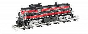 Bachmann Alco RS3 - Conventional 3-Rail Rock Island #492 O Scale Model Train Diesel Locomotive #23002