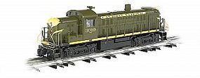 Bachmann Alco RS3 - Conventional 3-Rail CN #3019 O Scale Model Train Diesel Locomotive #23003