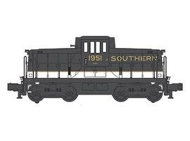 Bachmann WM GE 44 Ton Center Cab Southern #1957 O Scale Model Train Diesel Locomotive #23103