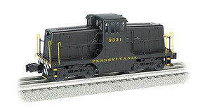 Bachmann GE 44-Tonner - Conventional 3-Rail - Williams(TM) Pennsylvania Railroad #9331 - O-Scale