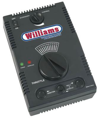 Bachmann Williams(TM) by Bachmann, Golden Memories(R) Transformer -- 80 Watts - O-Scale