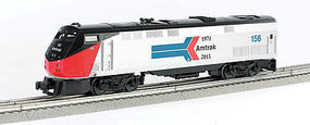 Bachmann Amtrak Genesis Phase I Anniversary #156 O Scale Model Train Diesel Locomotive #23302