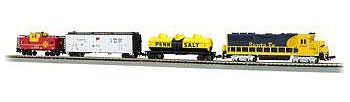 Thunder Valley Set N Scale Model Train Set #24013