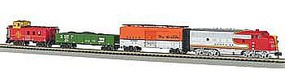 Bachmann Super Chief Set N Scale Model Train Set #24021