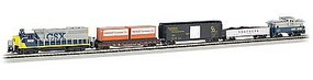 Bachmann Freightmaster Set N Scale Model Train Set #24022