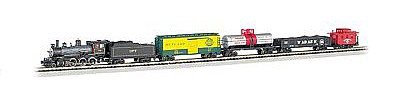 Bachmann Trailblazer Set -- N Scale Model Train Set -- #24024