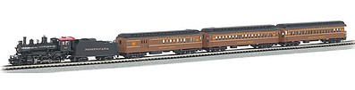 Bachmann The Broadway Limited - N-Scale Train Set Pennsylvania Railroad PRR #24026