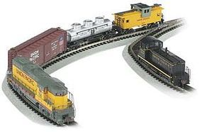 Bachmann Golden Spike Set w/DCC N Scale Model Train Set #24131