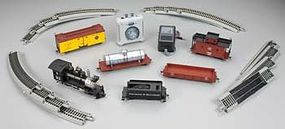 Bachmann Rocky Mountain Express Colorado & Southern On30 Scale Model Train Set #25020