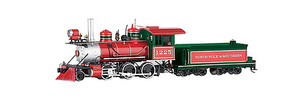 Bachmann 2-6-0- Loco Christmas - On30-Scale