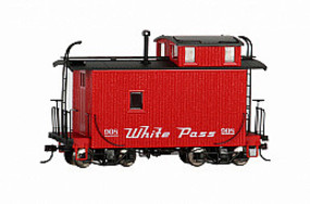 Bachmann Cupola Cab Wt Pass Yukon - On30-Scale