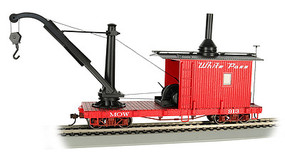 Bachmann Derrick Car WP&Y On30-Scale