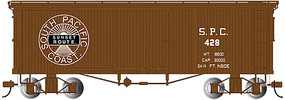 Bachmann Box Car SP Coast - On30-Scale