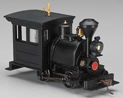 Bachmann Porter 0-4-0 w/Sound & DCC Painted, Unlettered On30 Scale Model Trian Steam Locomotive #28059