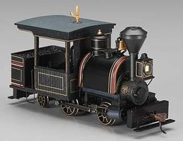 Bachmann Porter 0-4-2 w/Sound & DCC Painted, Unlettered On30 Scale Model Trian Steam Locomotive #28202