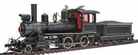Bachmann 4-4-0 American, Steel Cab Unlettered, Painted On30 Scale Model Train Steam Locomotive #28306