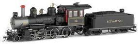 Bachmann 4-6-0 Steel Cab Eastern Tennessee & Western NC O Scale Model Train Steam Locomotive #28671