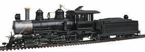 Bachmann Baldwin 4-6-0, Wood Cab Painted, Unlettered On30 Scale Model Train Steam Locomotive #28697
